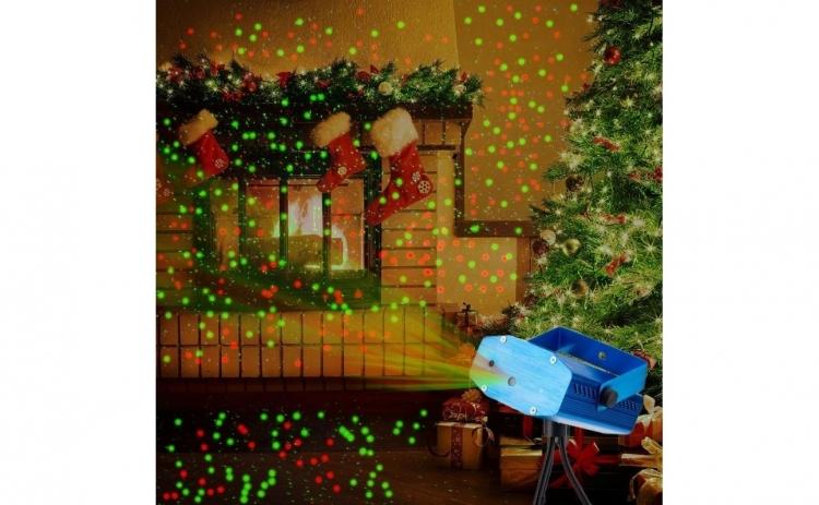 Mini proiector Laser cu jocuri de lumini