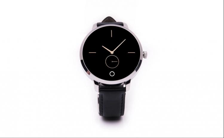 Smartwatch E-boda Stime Raven Argintiu, 1.22 Inch Ips, Bluetooth 4.0, Compatibil Ios / Android, Asistent Virtual