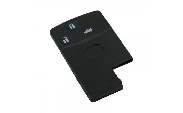Mazda - Carcasă cheie 3 butoane