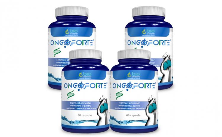 Supliment Capsule Antitumoral ONCOFORTE