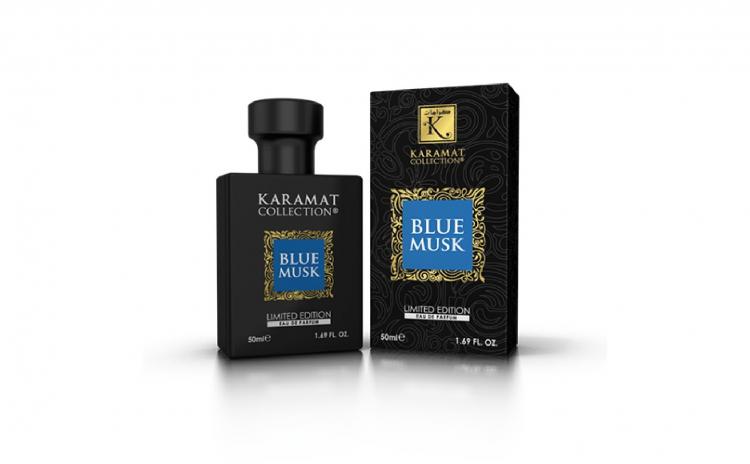 Parfum Blue Musk barbatesc
