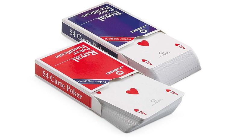 Set 2 perechi carti de joc