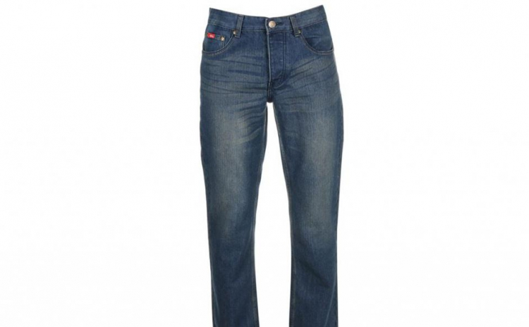 Blugi barbati Lee Cooper Regular, la 169 RON in loc de 339 RON