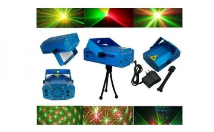 Proiector laser disco