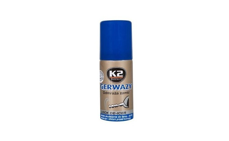 Spray dezghetat yale 50 ml, k656, K2