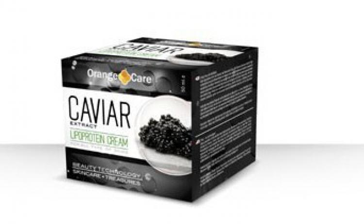 Crema Orange Care Caviar