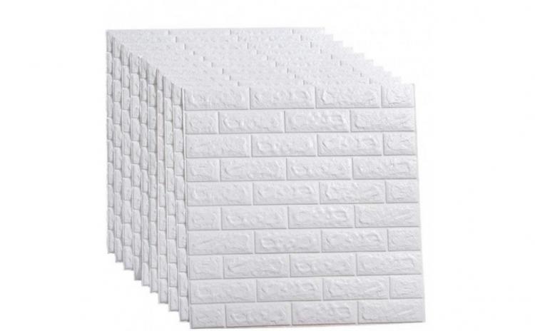Set 10x Placa de tapet adeziv caramizi