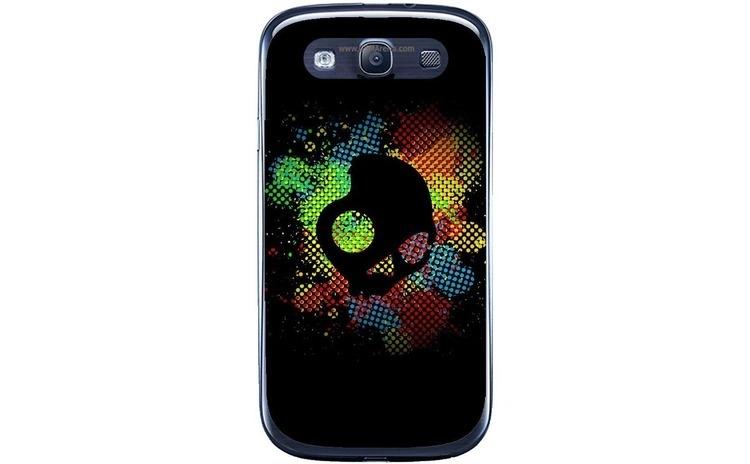Husa Colorful Skull Dark Art Illustration Samsung Galaxy S3 Neo I9301 S3 I9300