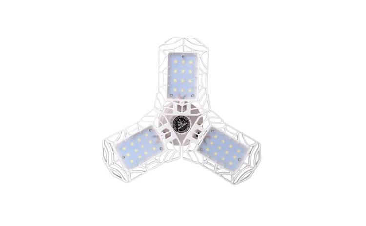 Bec LED Garage Light , clape flexibile