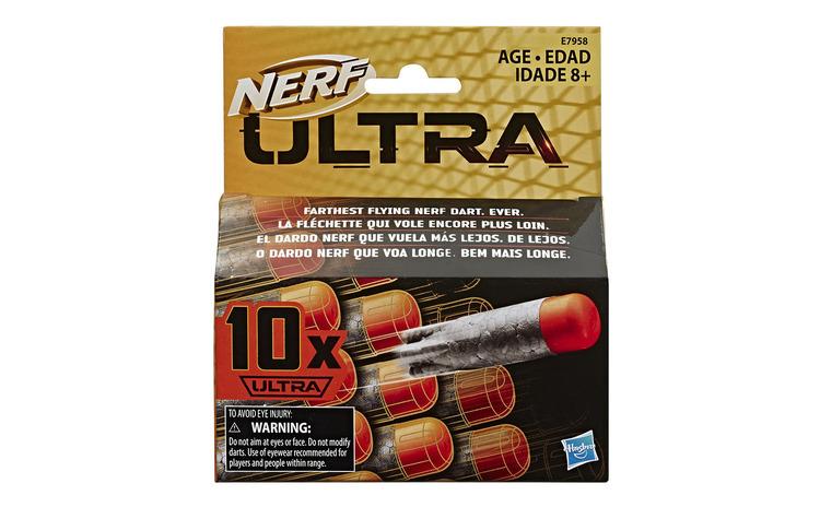 NERF ULTRA REZERVE 10 DART-URI