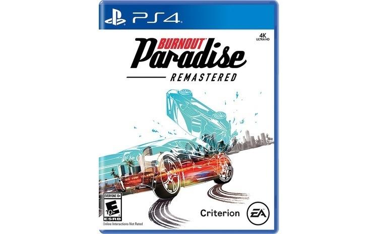 Imagine indisponibila pentru Joc Burnout Paradise Hd Pentru Playstation 4