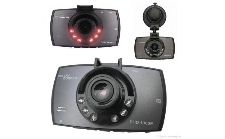Camera auto HD - ecran 2.7 inch