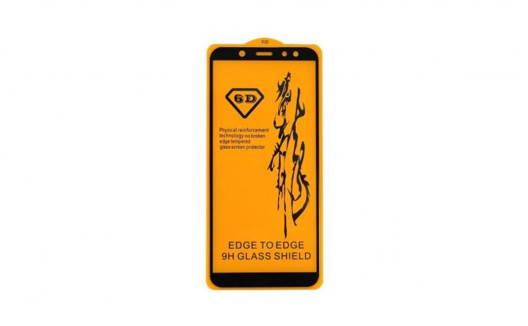 Folie sticla 6D Samsung Galaxy A6+ 2018