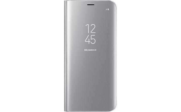 Husa Samsung Flip Originala, Clear