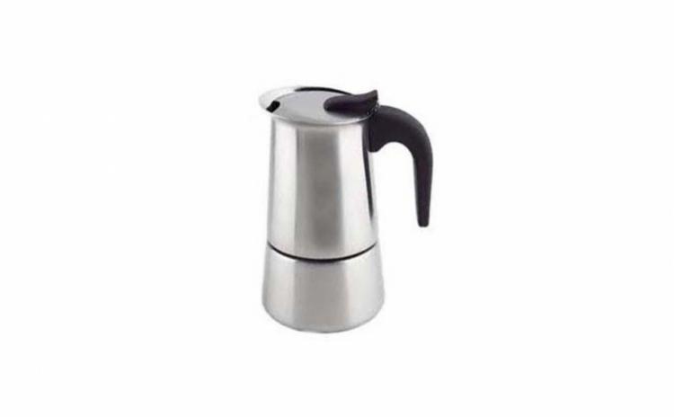 Espressor cafea din inox 6 cesti Grunber