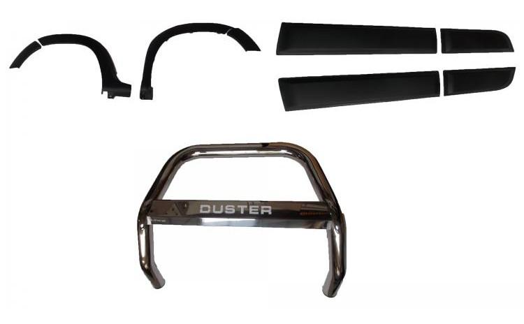 Pachet accesorii Aventure Dacia Duster