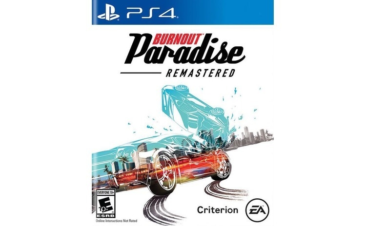 Imagine indisponibila pentru Joc Burnout Paradise Remastered Pentru Playstation 4