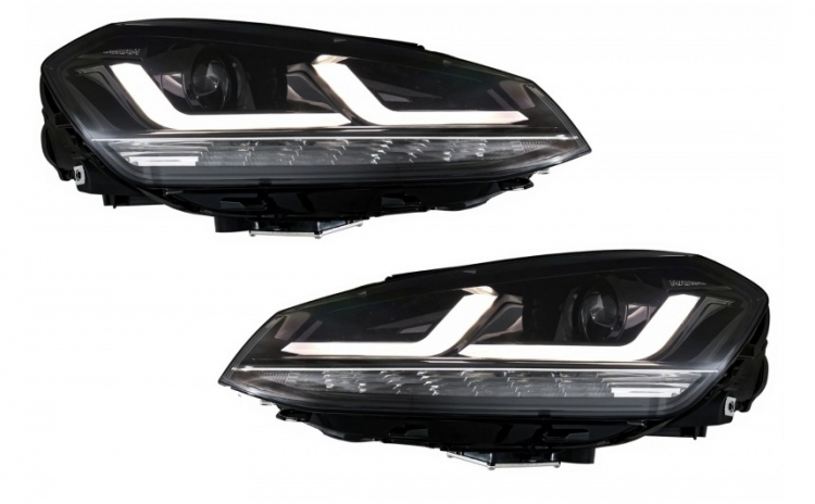 Set 2 faruri Osram Full LED compatibil c