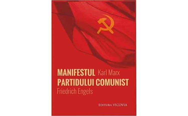 Manifestul Partidului Comunist , autor