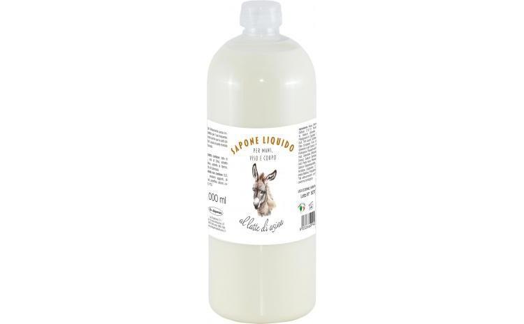 Sapun lichid BIO cu lapte de magarita