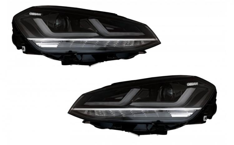 Set 2 faruri LEDriving Osram Full LED co