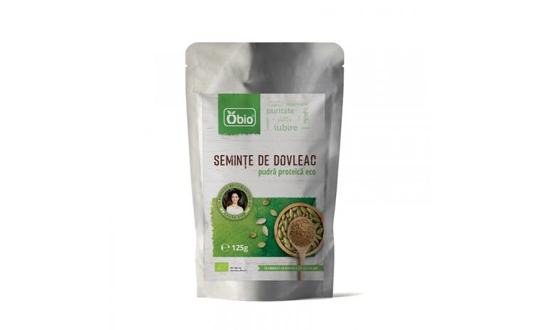 Pudra proteica din seminte de dovleac