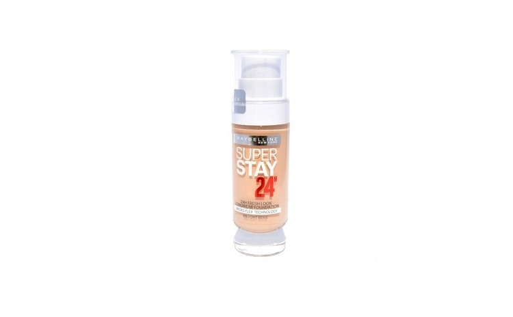 Imagine indisponibila pentru Fond de ten Maybelline Super Stay 24H Foundation - Light Beige
