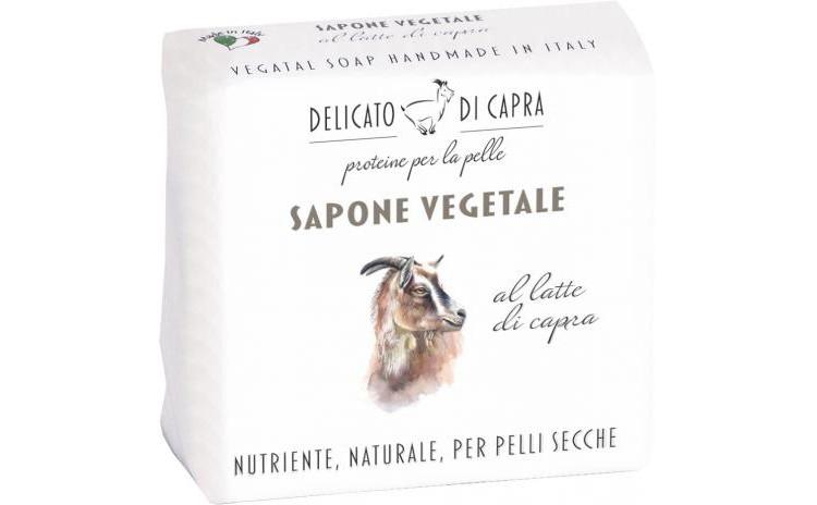 Sapun vegetal cu lapte de capra, 100 g