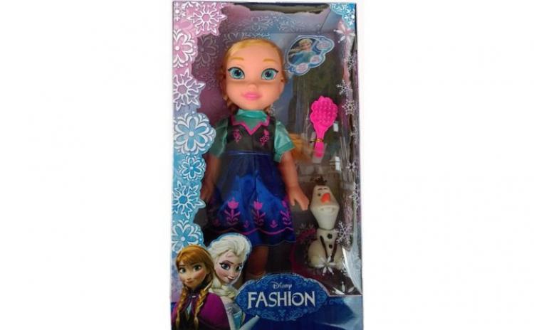 Papusi Mari Elsa Sau Ana + Figurina Olaf Si Accesorii La Doar 59 Lei In Loc De 135 Lei