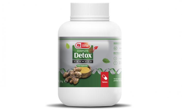 Detoxic pentru detoxifiere