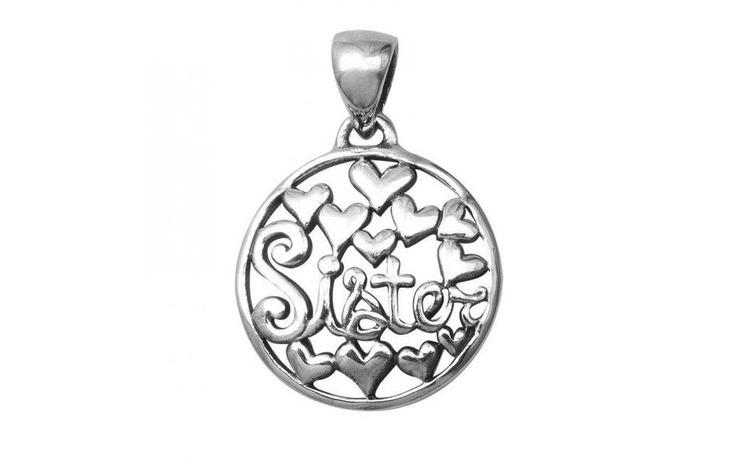Pandantiv argint 925 SORA SISTER cu