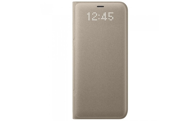 Husa Samsung Flip Originala, LED View