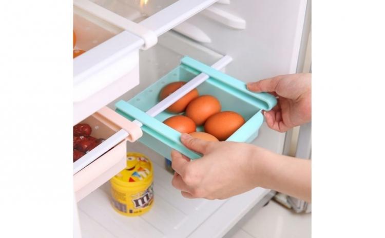Set 2 cutii depozitare pentru frigider