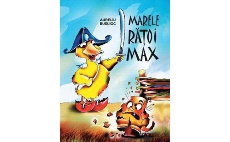 Marele Ratoi Max , autor Aureliu