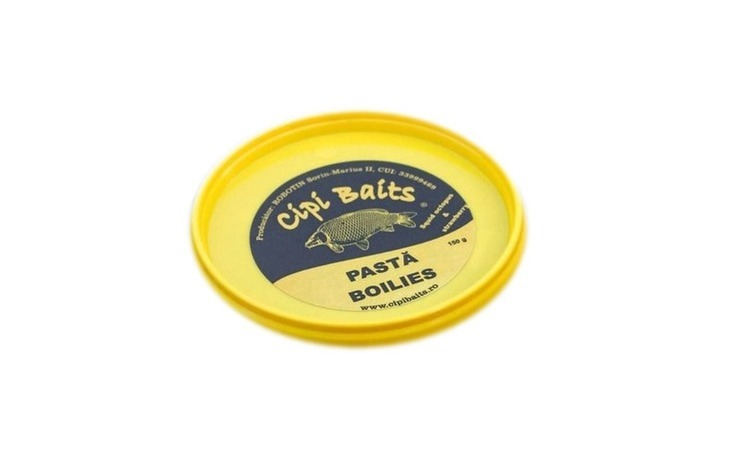 Pasta Boilies, Cipi Baits, Squid