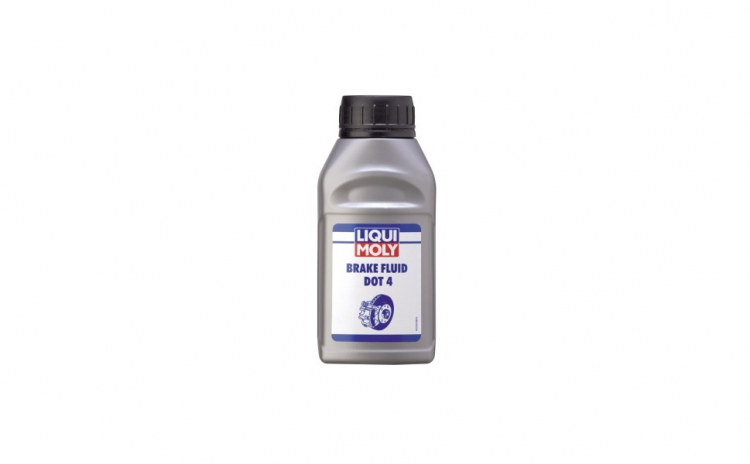 Lichid de frana DOT 4 250 ml, Liqui Moly
