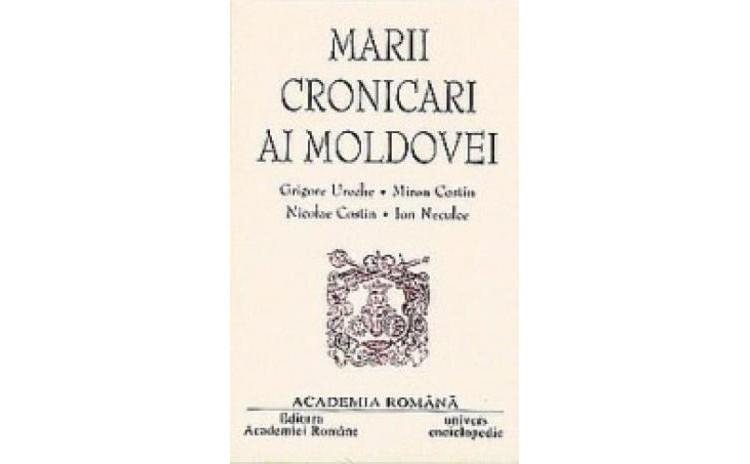 Marii Cronicari ai Moldovei, autor