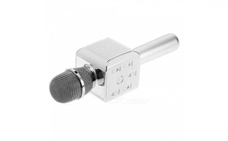 Microfon profesional wireless, cu boxe