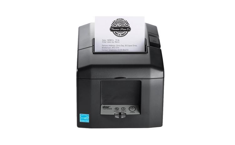 Imprimanta termica STAR TSP654IIE, LAN