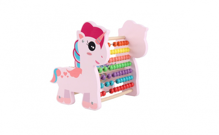 Centru activitati 3 in 1 Pink Unicorn