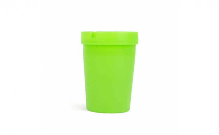 Scrumiera - fosforescenta - verde - 110