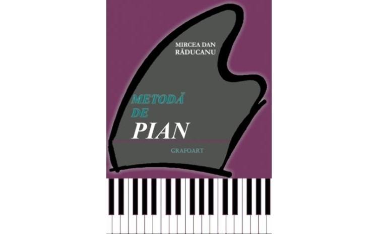 Metoda de pian, autor R?ducanu, Mircea