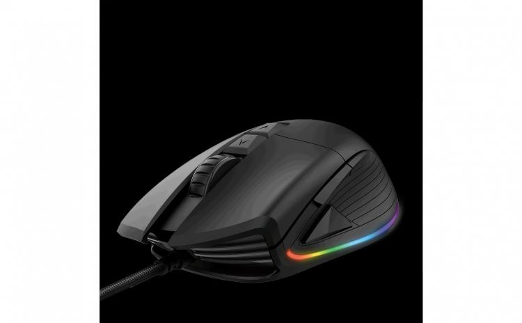 mouse gaming 16000 DPI pixart 3389 rgb