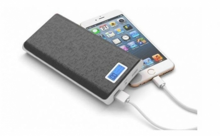 Baterie externa 28.000 mah, baterie urgenta cu 2 USB pentru telefoane, tablete, camere foto/video C110, la 108 RON in loc de 221 RON