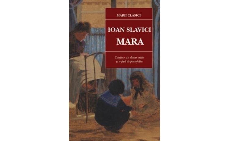 Mara, autor Ioan Slavici