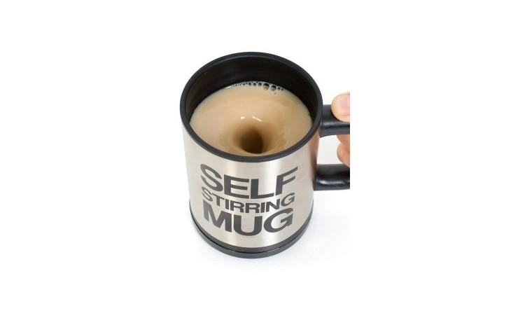 Cana Self-stirring Mug