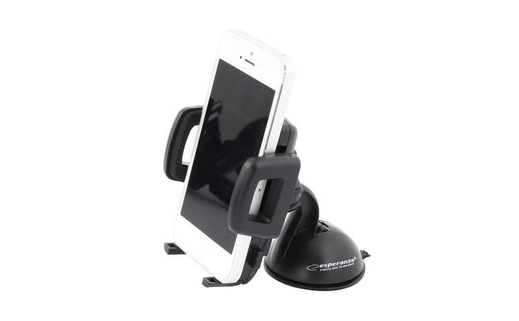 Suport auto universal, ajustabil, pentru telefoane smart