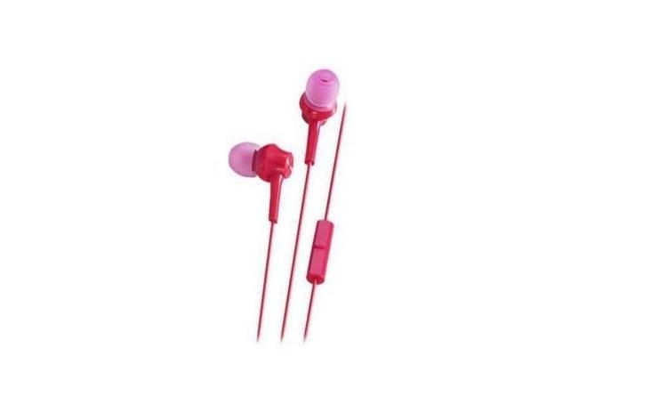 Casti in-ear Panasonic RP-TCM105E-P Roz