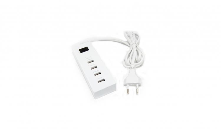 Incarcator universal USB - cu 4 porturi