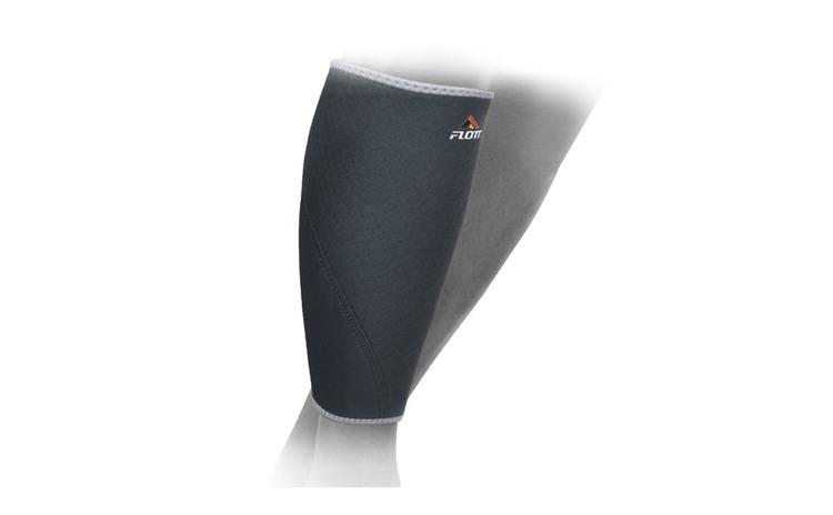 Fasa elastica pentru gambe FLOTT, Negru